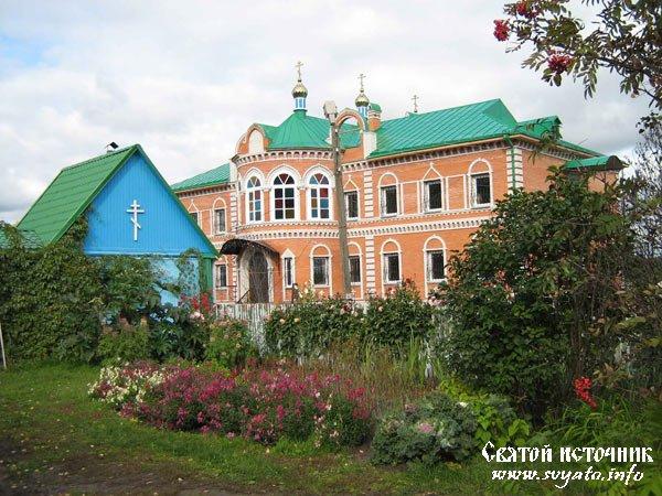 Свято-Казанский Чимеевский