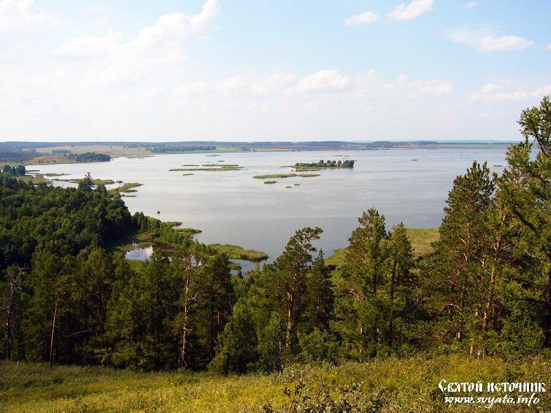 Фото озера Танай.