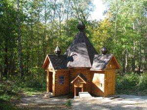 Наровчатский Троице-Сканов женский монастырь
