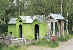 Родники, колодцы, ключи, святые источники Мурманской области