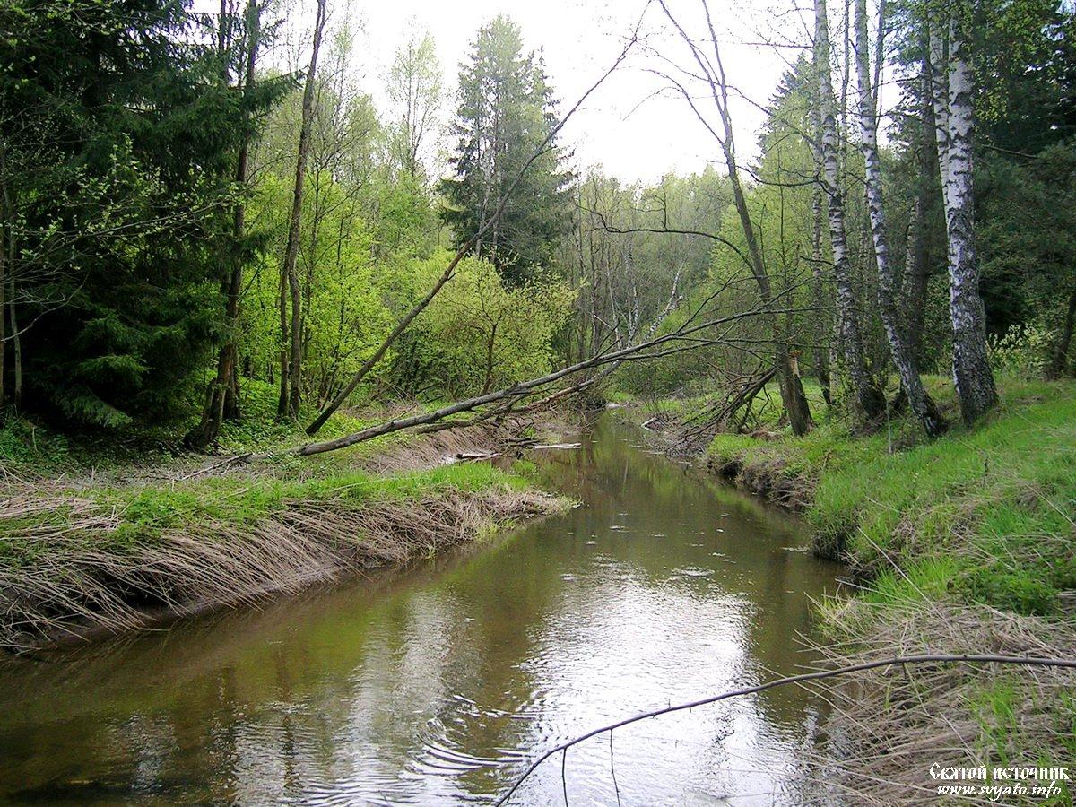 Река Скалба