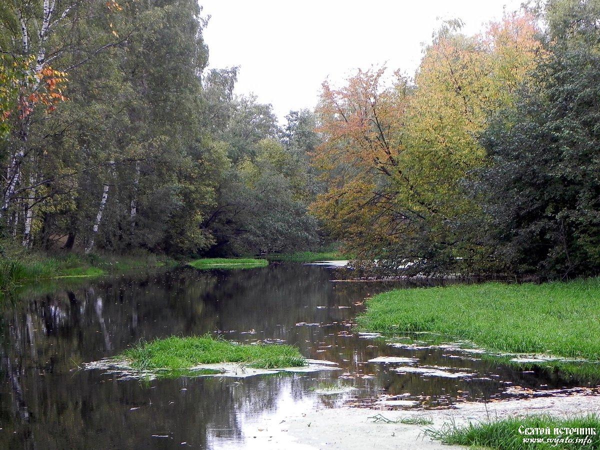 куда течет река клязьма схема