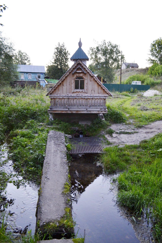 Село Студенец Кузоватовского района Ульяновской области