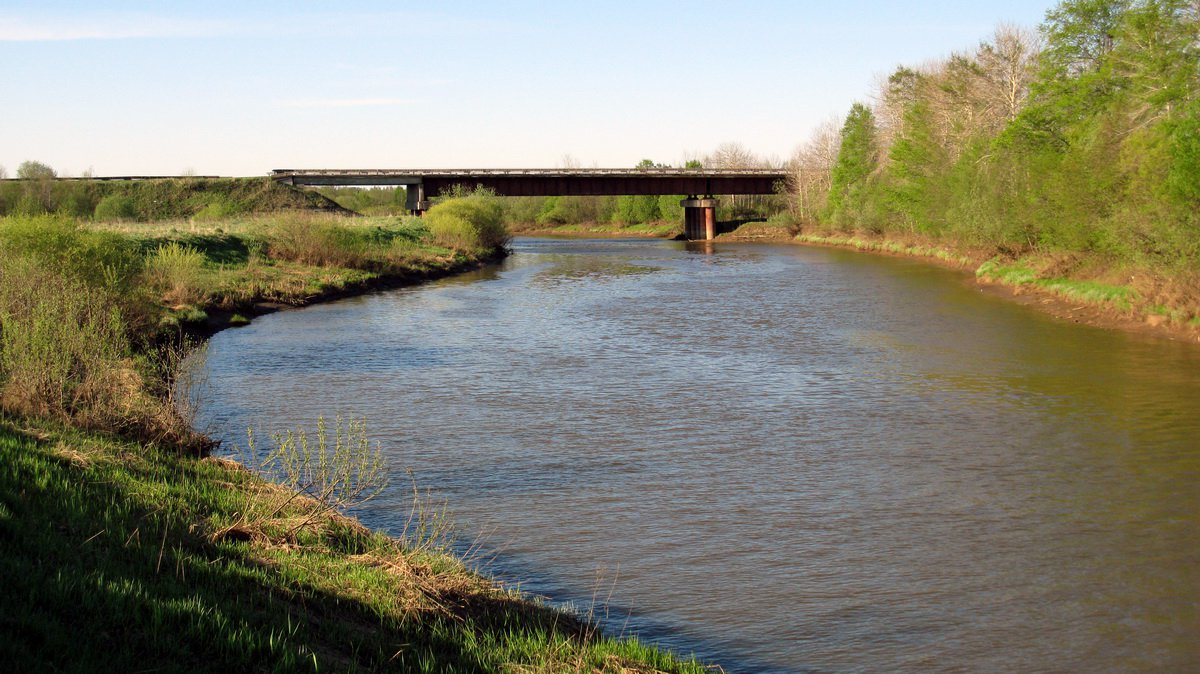 фото кировская область река лобань