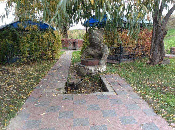 Родник у села Коптевка