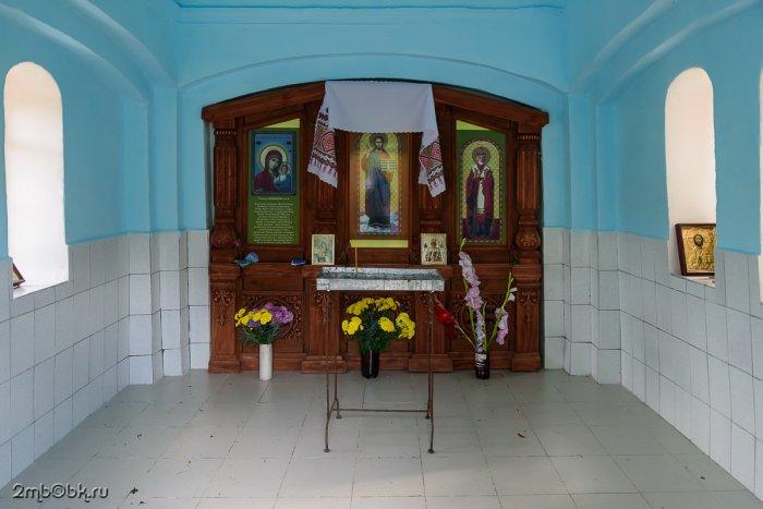 Родник, святой источник иконы Божией Матери «Казанская» город Мариинский Посад