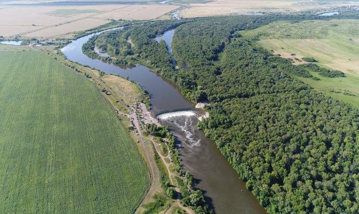 река березовка саратовская область рыбалка