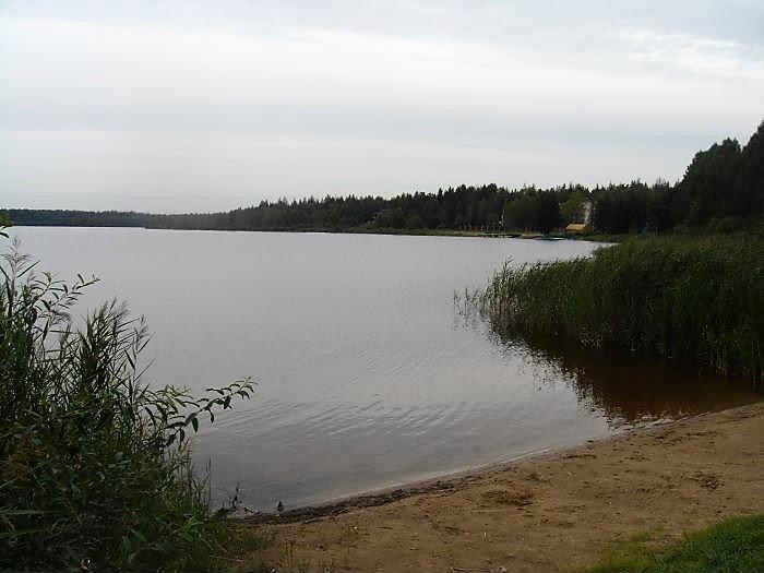 Озера Нерское, Круглое и Долгое село Озерецкое