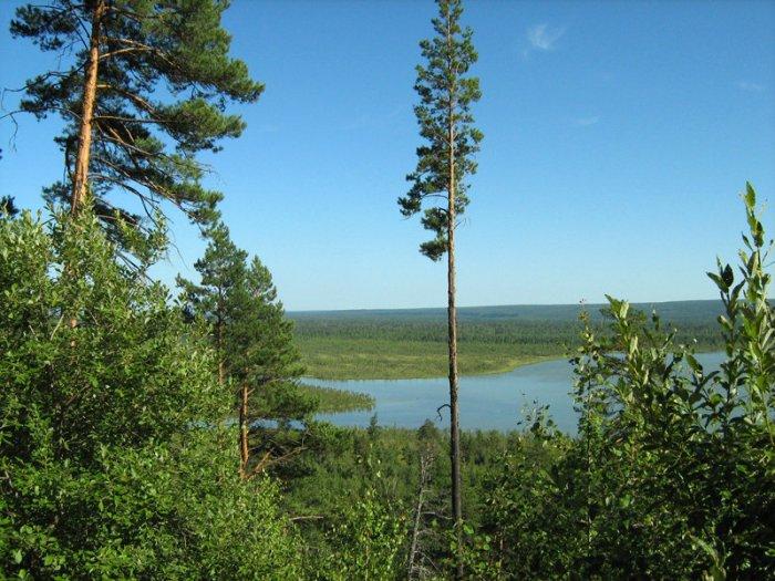 Озеро Боровое (Плахино)