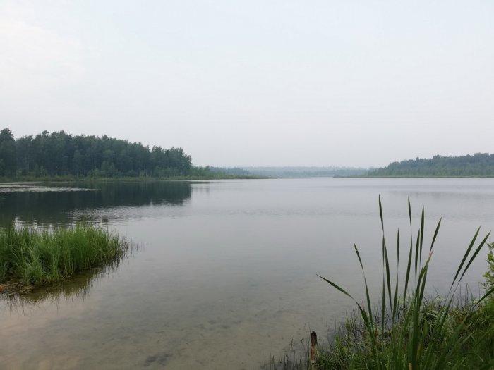 Озера Абанского района